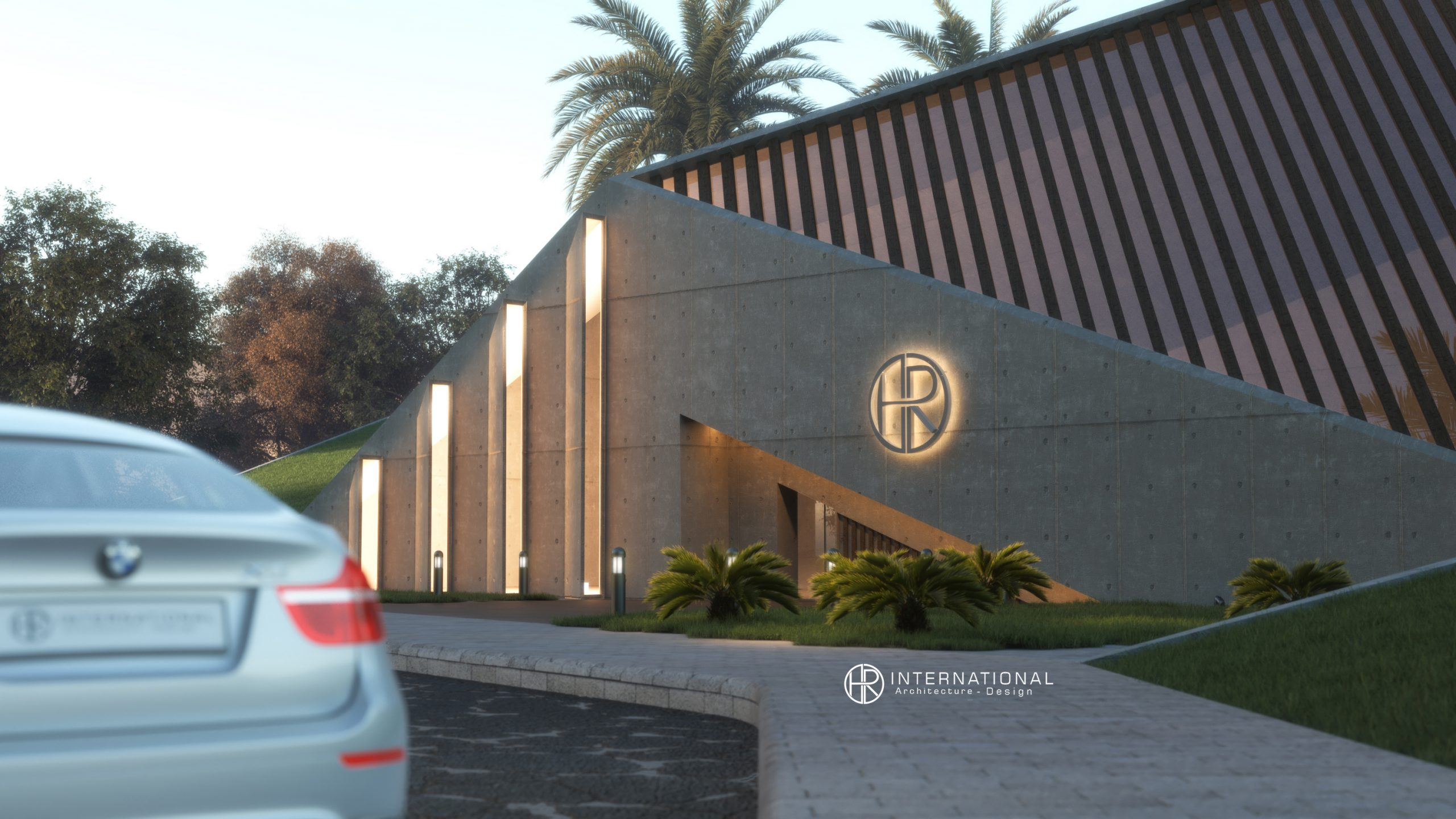 company building HRarchZ 2