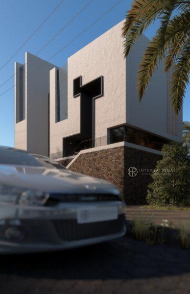 architecture exterior