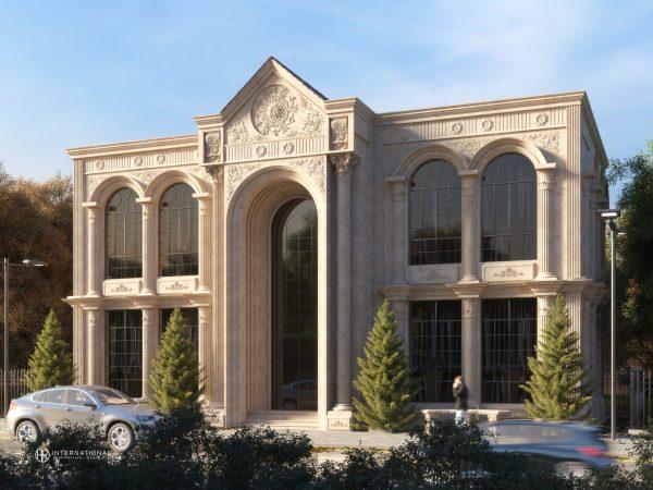 classic villa Qatar
