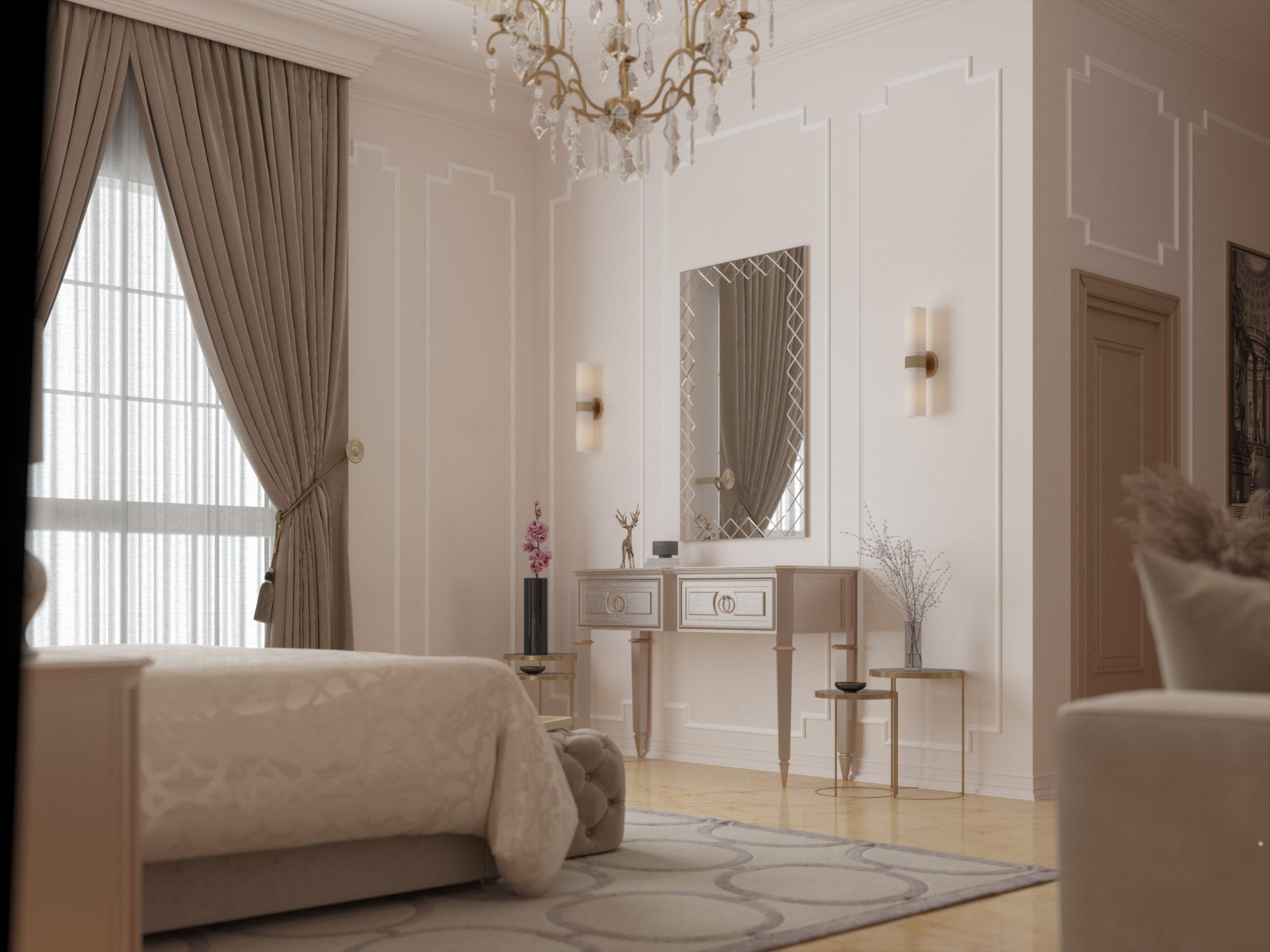 neo classic design luxury golden
