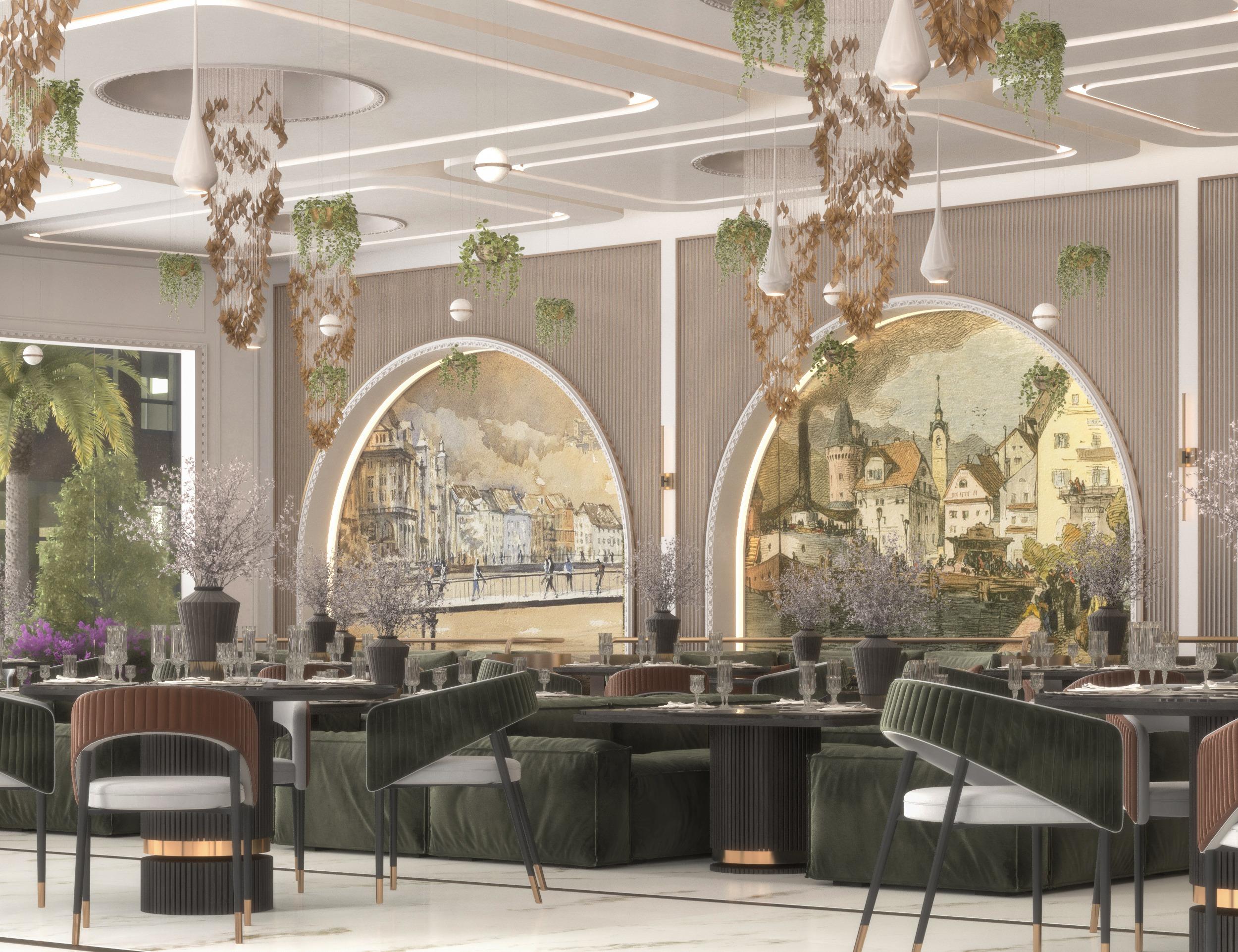 lucerne restaurant theme