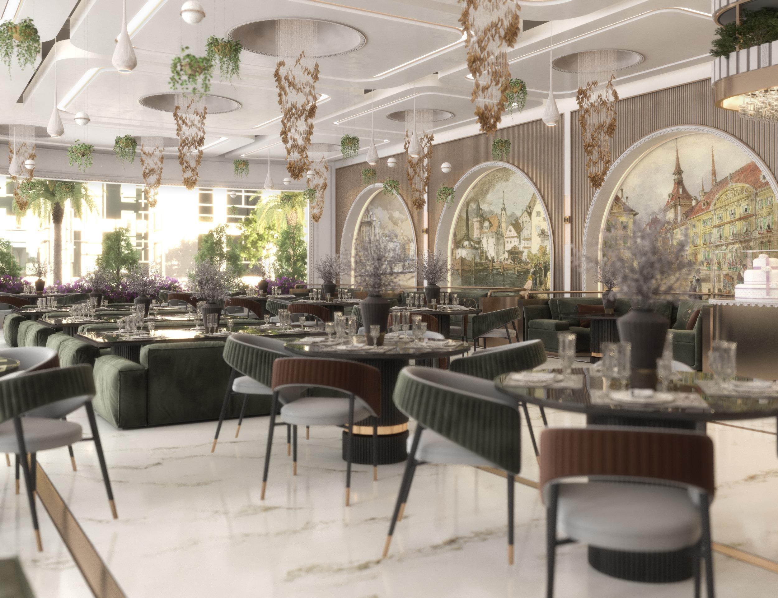 lucerne restaurant in uae
