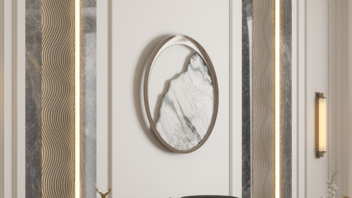stunning main hall - amazing design - marble touch - decoration - main hall