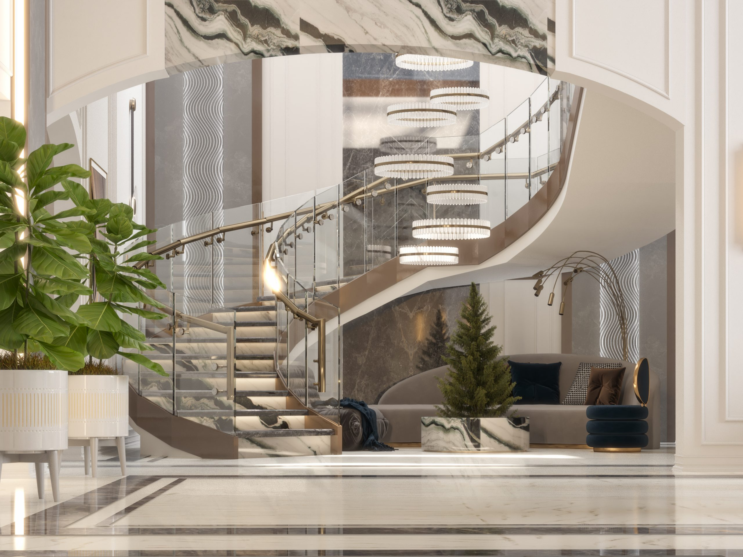 stairs - stairs design - luxurious presence
