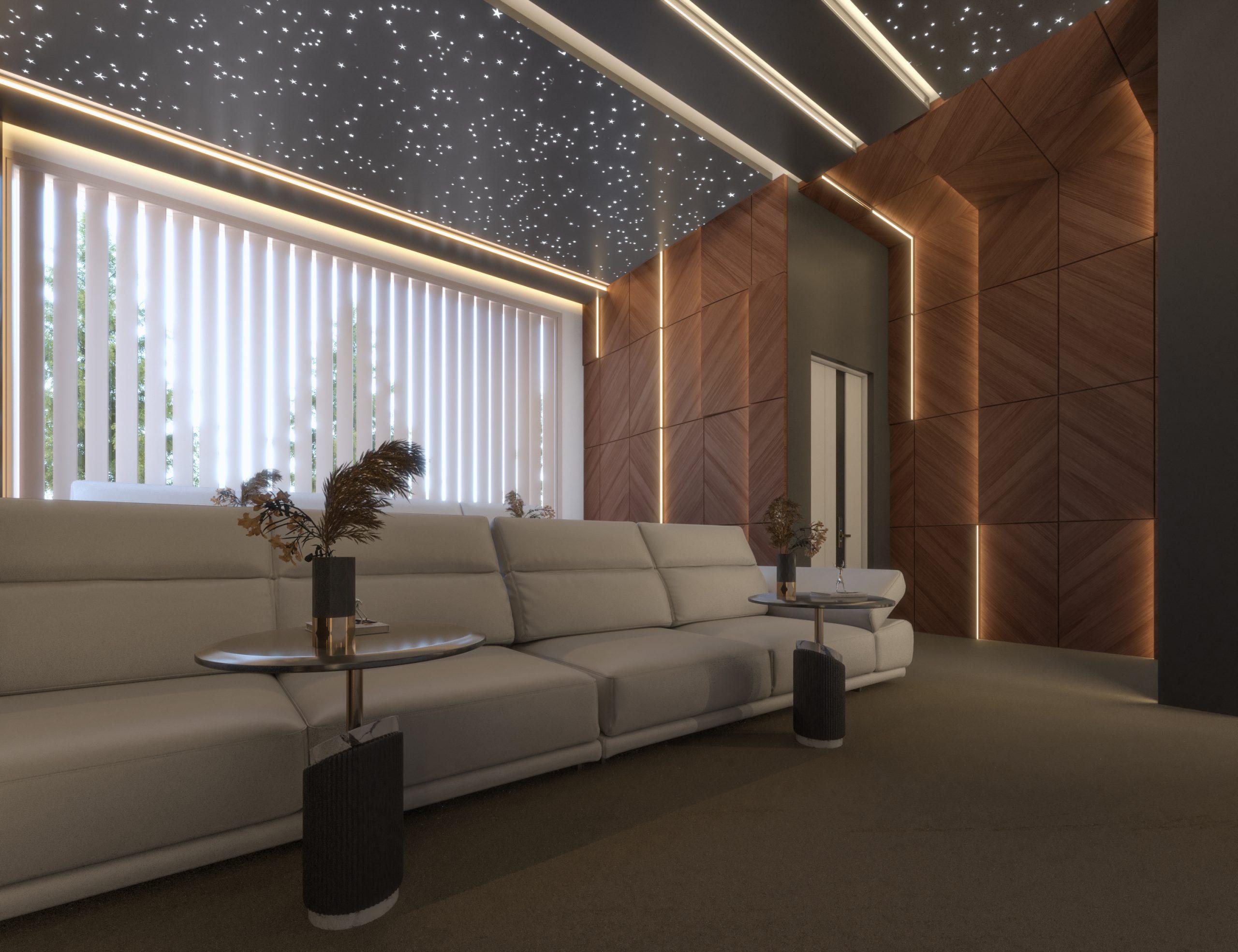furniture - cinema - design - sofa