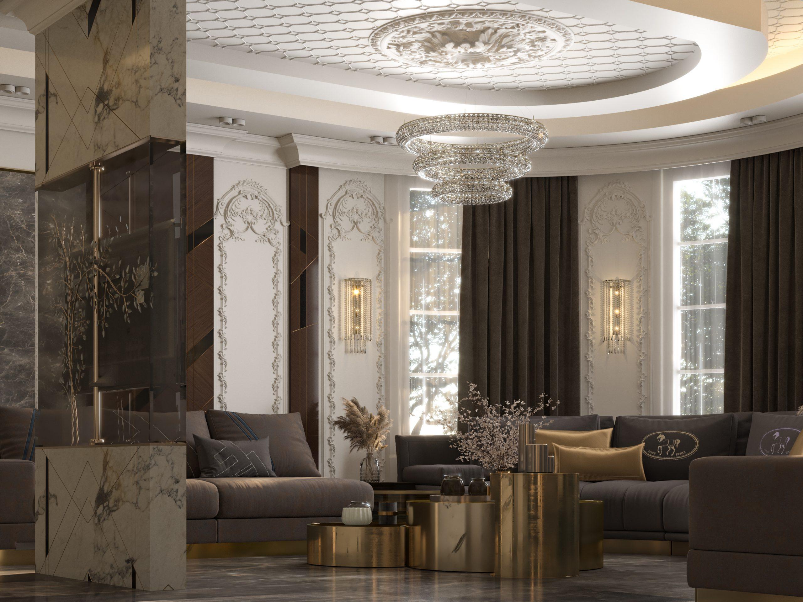 main hall - sala - design -well designed sala