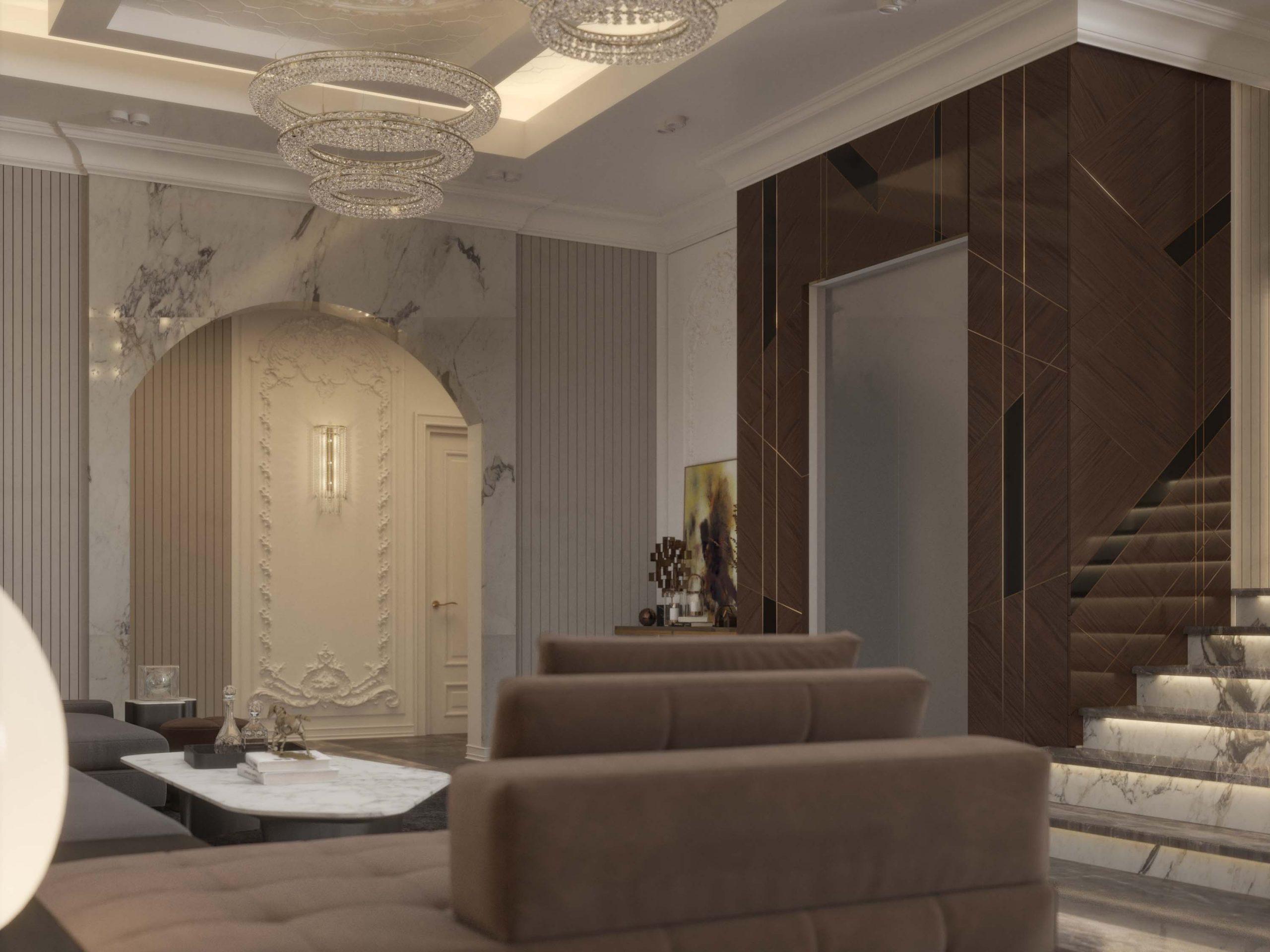 corridor - hall -sala