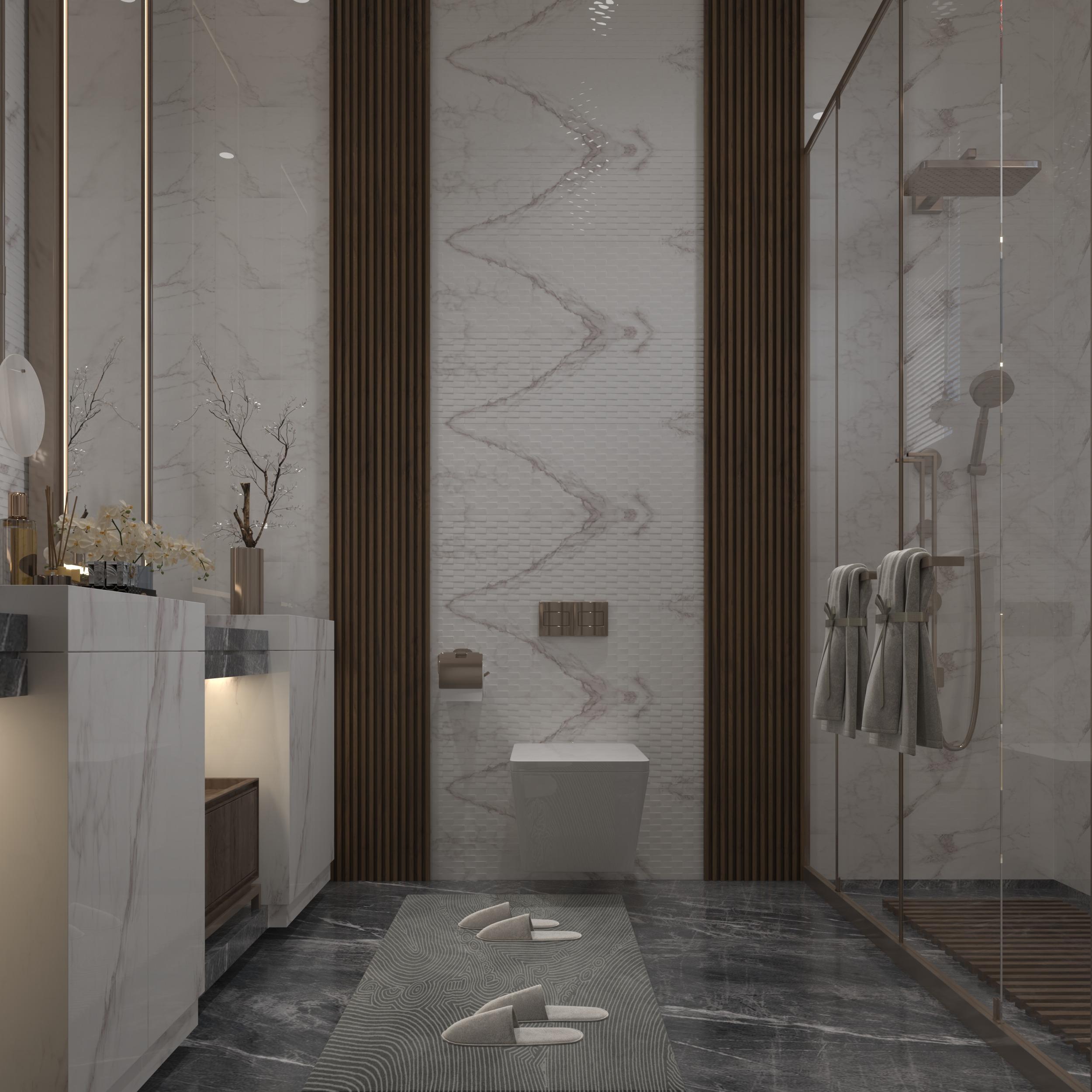 CERAMICS- WELL DESIGNED BATHROOMS