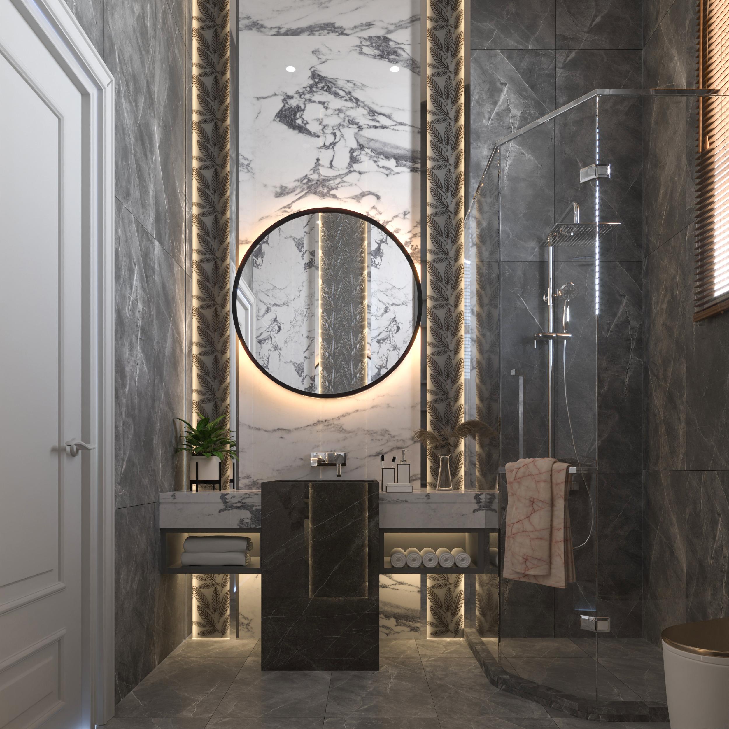 BEDROOM BATHROOM -