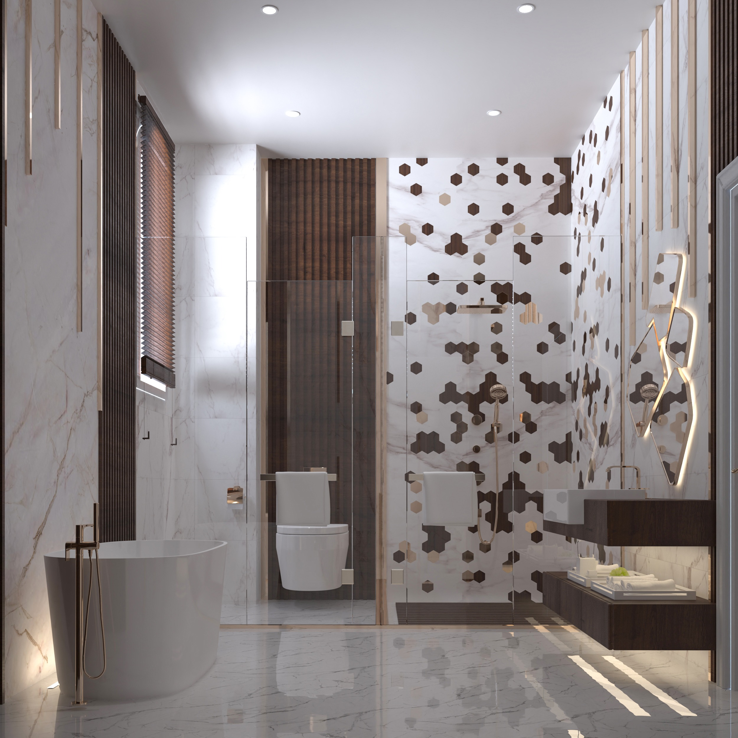 CNC - WELL DESIGNED BATHROOMS