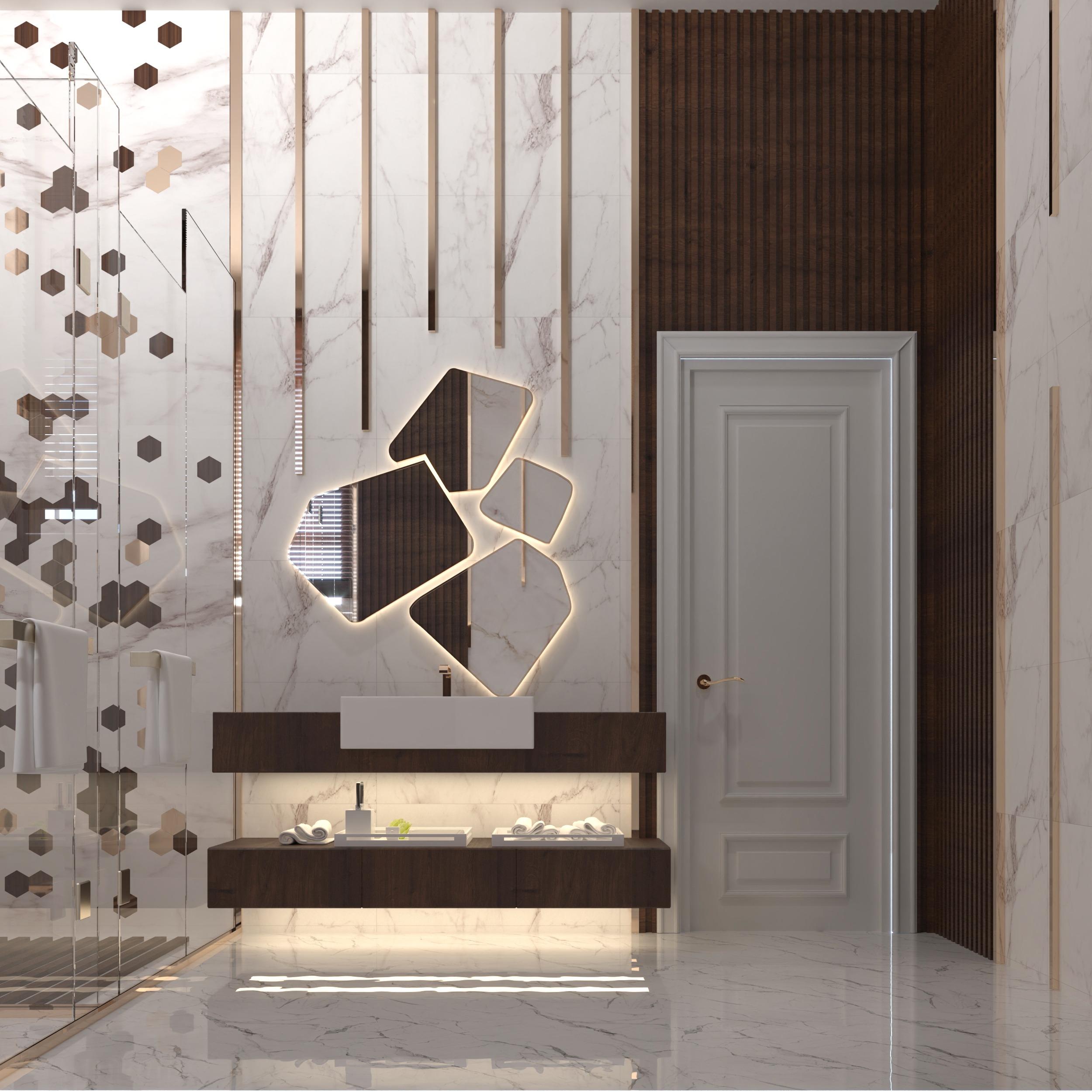MODERN STYLE - BATHS DESIGN - UNIQUE -WELL DESIGNED BATHROOMS