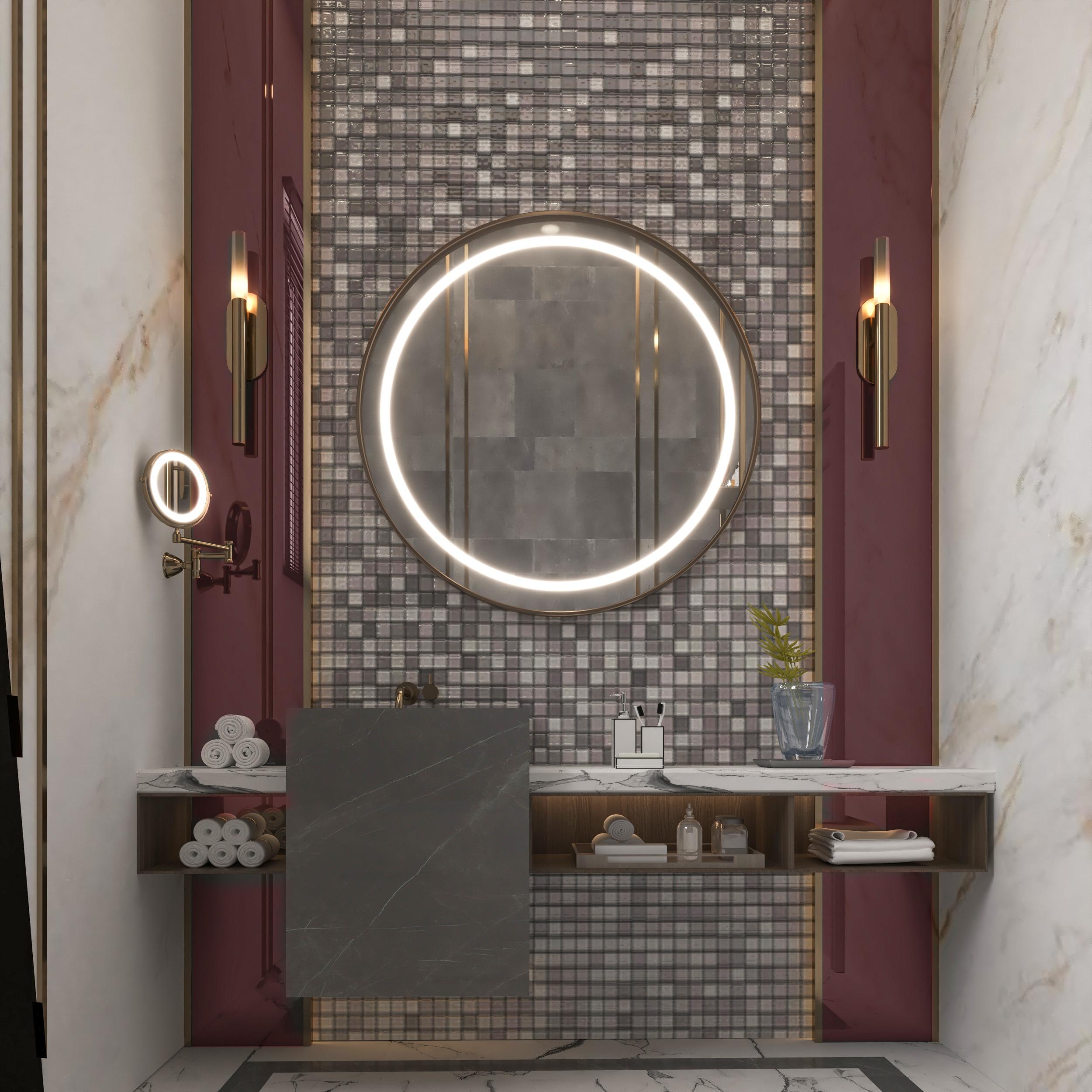 BATHROOM - DESIGN - CHERRY - WELL DESIGNED BATHROOMS