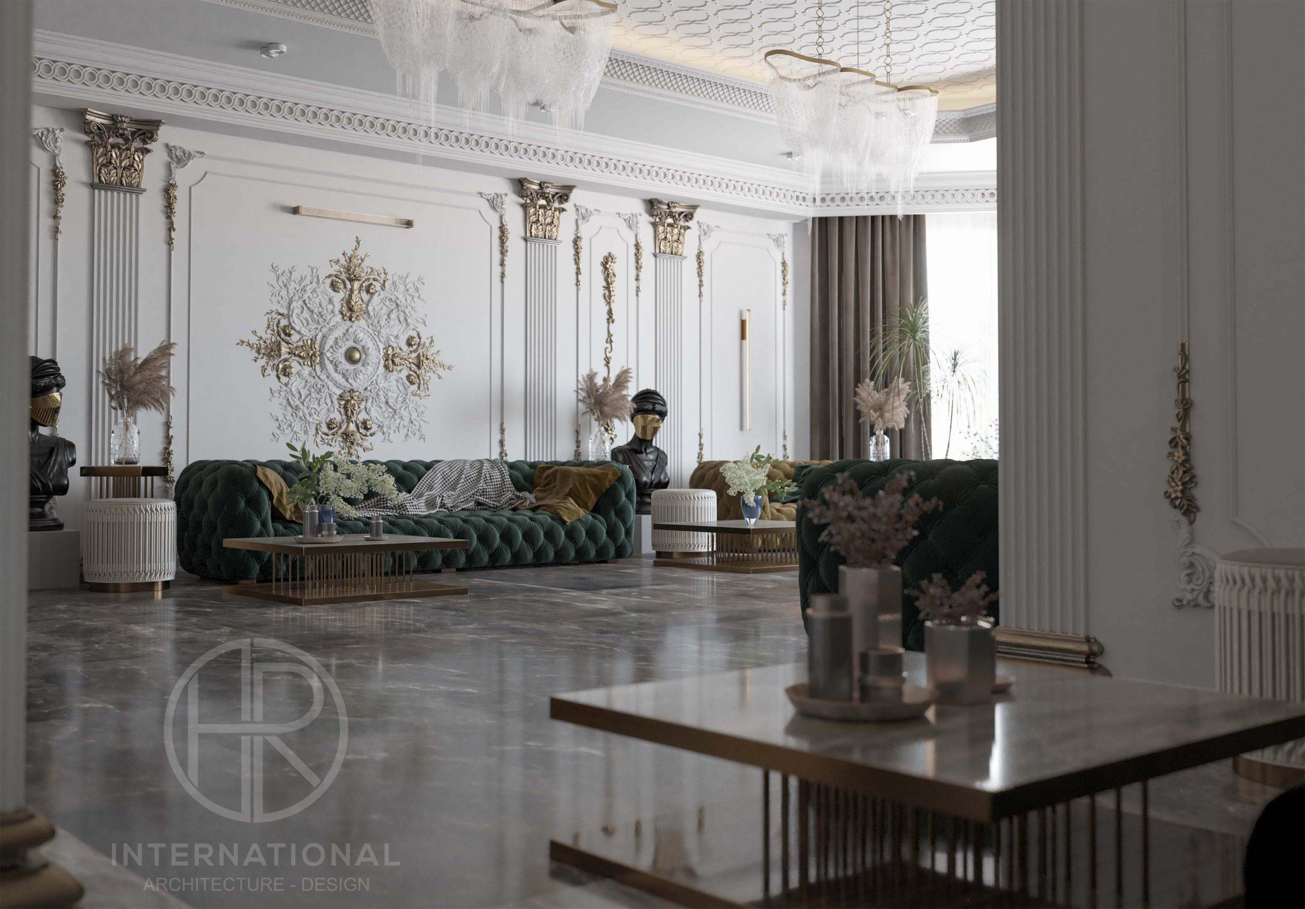 DELUXE MEN'S MAJLES - luxury - royal