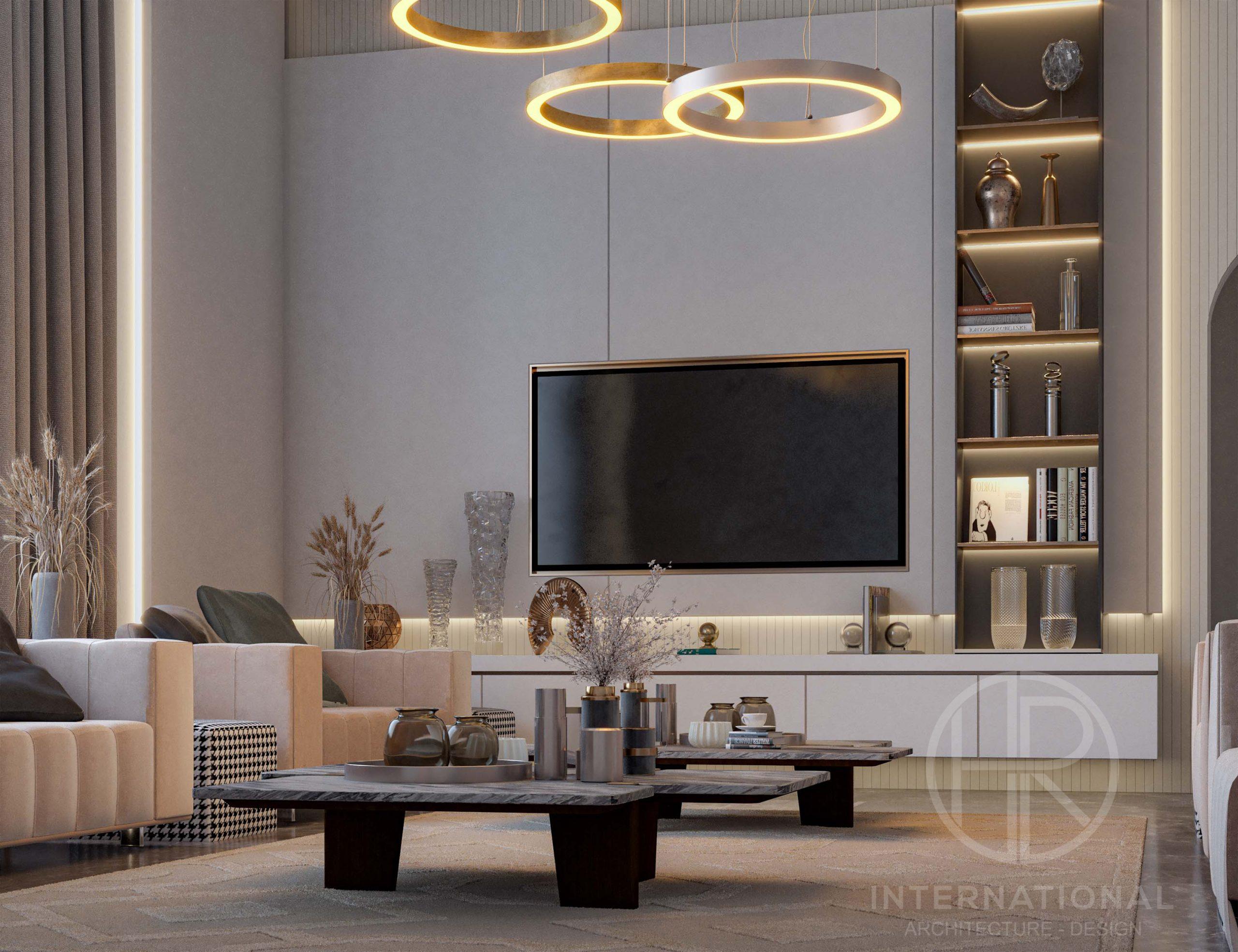 tv set - men majles - golden touch