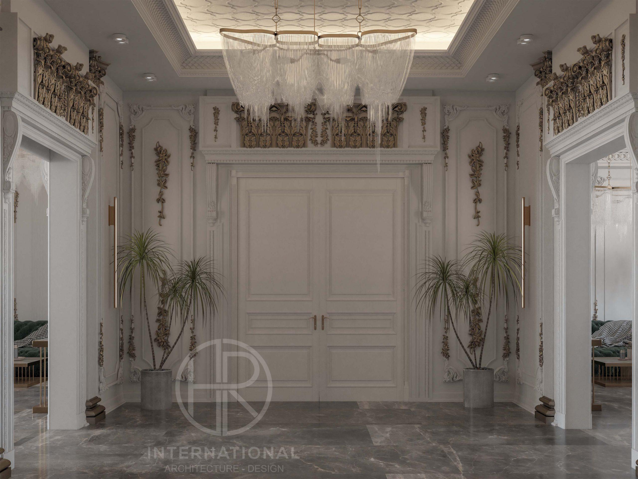 door - classic walls - deluxe